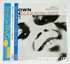 Blue Mitchell / Down avec Elle Japan Mini LP Blue Note CD W / Obi Tocj-9549