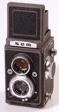 SEM SEMFLEX - MOYEN FORMAT 6x6 - FLOR LENS