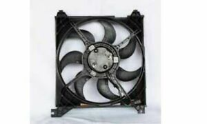 TYC 600700 Engine Cooling Fan Assembly For Select 99-06 Hyundai Kia Models