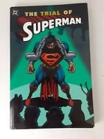 The Trial of Superman by Dennis Janke (1997, DC TPB)