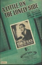 'A Little on the Lonely Side' by Dick Robertson, James Cavenaugh & Frank Weldon