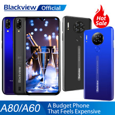 16GB 64GB Smartphone Blackview Android 9.0 Handy Ohne Vertrag Dual SIM Quad Core