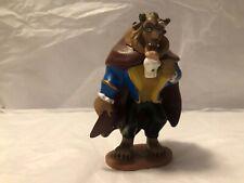 Beauty and the Beast - Beast Pvc Toy Figure, Cake Topper Figurine (Disney)