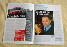 Vauxhall Torque Staff Magazine December 2009 with 30 pages, New Mk6 Astra etc