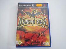 Dragon Rage ps2 PLAYSTATION 2