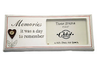 Photo Frame It Was Day to Remember Tulips Anniversary Wedding Egagement F0752B