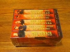 BNIP Boxed Set 5 Cult Horror Movie Classics VHS
