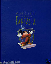 Fantasia - Deluxe Collector's Edition (VHS/SUR, 1991)