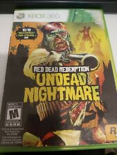 Red Dead Redemption : Undead Nightmare, Rockstar Games  Xbox 360 ~  Tested