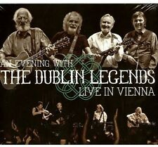 The Dublin Legends - Live in Vienna [New CD]