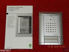 RITTO ENTRAVOX 18402 Türssprechanlage,komplett SET für 2-Famileinhaus im OVP-NEU