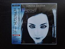 EVANESCENCE Fallen CD+DVD JAPAN EICP 322-323 Limited Edition (like new)