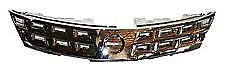 fits 2003-2005 NISSAN MURANO Front Bumper Chrome Grille Upper NEW