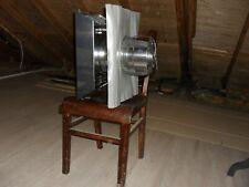 Schouwhoed in inox voor alle gassen diameter buis 200mm