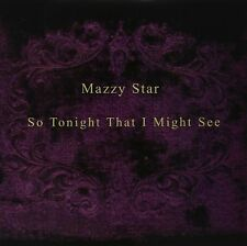 Mazzy Star SO TONIGHT THAT I MIGHT SEE (B0026569-01) CAPITOL New Sealed Vinyl LP