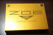 Playstation 2 Zone of the Enders Z.O.E Premium Edition Japan PS2 game US seller