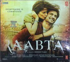 Raabta CD - 2017 Hindi Music CD OST / Arijit Singh, Atif Aslam, Etc
