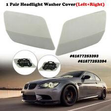 For BMW E92 E93 LCI Flap Bumper Headlight Washer Cap Cover Trim Left Right 10-13