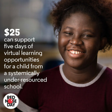 $25 Charitable Donation For: Five Days of Virtual Learning Opportunities