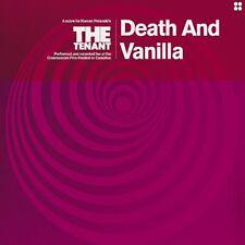 DEATH AND VANILLA - THE TENANT   VINYL LP + MP3 NEUF