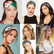 1pcs Women Turban Twist Knot Head Wrap Headband Twisted Knotted Hair Band New