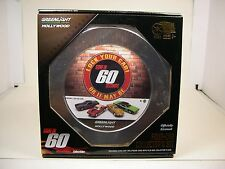 GREENLIGHT 1:64 SCALE DIECAST METAL GONE IN 60 SECONDS 4 AUTO COLLECTORS SET