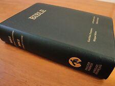 French and English Parallel Bilingual Bible - English Good News Translation