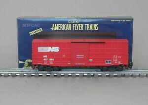 Lionel American Flyer 6-44080 NS Waffle Side Box Car 407014