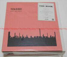 New YOASOBI THE BOOK First Limited Edition CD Binder Japan XSCL-50 4580128895130