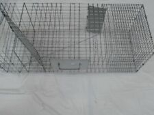 New ListingLarge 1-Door Humane Animal Trap for Raccoons, Cats, Groundhogs