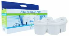 2 AquaHouse Water Filter Cartridge Compatible for Brita Maxfor Duomax Wilko jugs
