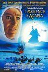 Внешний вид - LAWRENCE OF ARABIA MOVIE POSTER 2 Sided ORIGINAL 40th Ann 27x40 PETER O'TOOLE