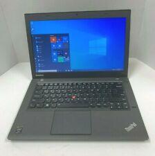 """New ListingLenovo ThinkPad T440 14"""" Laptop -1.9Ghz i5-4300U 8Gb 750Gb Webcam - Sp9"""