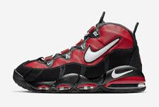 """Nike Air Max Uptempo'95 """"Chicago Bulls"""" CK0892-600 Rojo Blanco Negro Hombre Zapatos"""