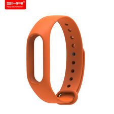Replacement Silicone Watch Wrist Band Strap Sports For Xiaomi Mi Band 2