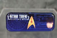 1998 Star Trek COLLECTIBLE MUSICAL WATCH  Enterprise Second Hand  FREE SHIPPING