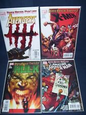 Dark Reign The List #1  Spider-Man Hulk Avengers X-Men Marvel Comics NM