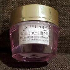 Estee Lauder Resilience Lift Night Cream 0.5 oz/15 ml NEW