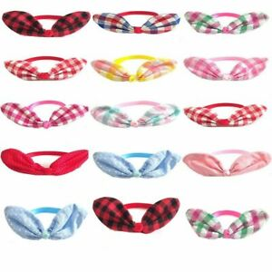 50pcs Dog Bow Tie Collar Summer Holiday Necktie Pet Party Grooming Supplies New