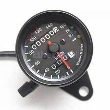 LCD Speedometer Odometer Tachometer for Motorcycle ATV Scooter Dirt Bike 12V