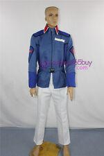 Mobile Suit Gundam SEED Earth Alliance Cosplay Costume gundam uniform