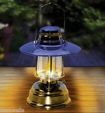 Petroleumlampe mit Docht für stimmungsvolle Sommerabende