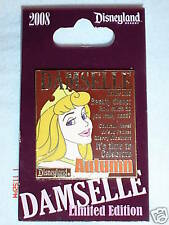 AURORA DAMSELLE AUTUMN PIN DISNEY 08 1 of 1000 LTD ED