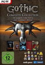 Gothic Complete Collection (PC, 2012, Nur der Steam Key Download Code) Keine DVD