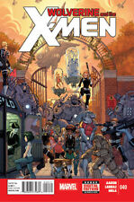 WOLVERINE & THE X-MEN  #40   NM   NEW