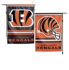 Cincinnati Bengals Garden Flag Banner