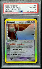 Gardevoir 6/113 Holo Pokemon EX Delta Species Set - PSA 8