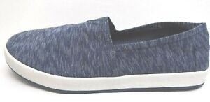 Toms Size 11.5 Blue Loafers New Mens Shoes