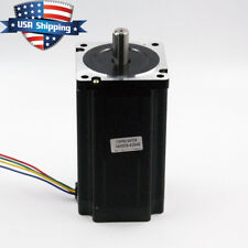Nema 34 86156mm Stepper Motor 12nm 1700ozin For Cnc Mill Lathe Router