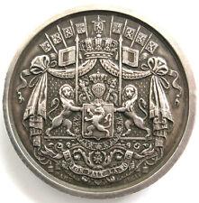 Medaille 1831, Belgien, Sign. Hart